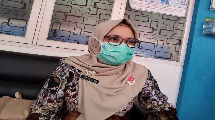 3.061 Nakes di Kota Padang Sudah Divaksinasi, Dinkes Padang: 43 Orang Tahap Dua