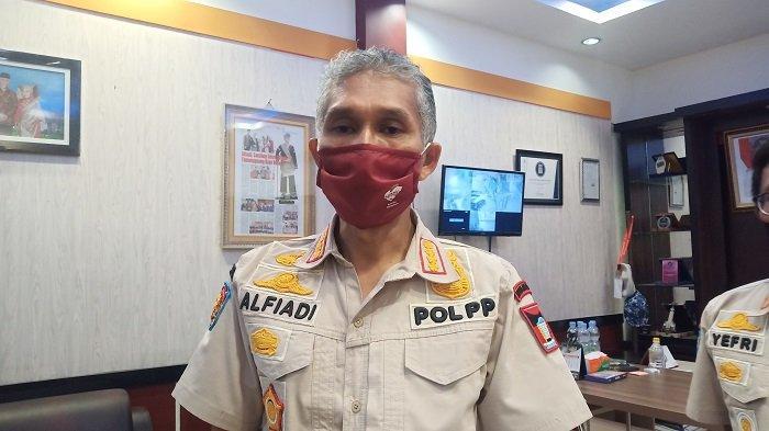 Kepala Satpol PP Padang: Tidak Ada Libur Hari Raya Idul Fitri, Pengawasan PSBB Tetap Dilakukan