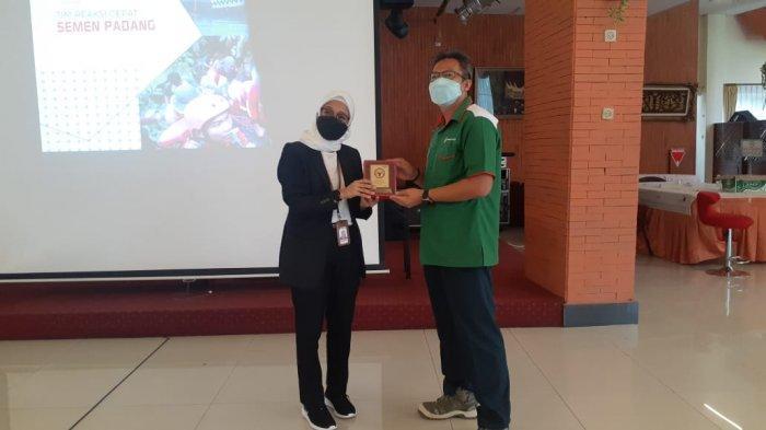 Bentuk Tim Reaksi Cepat, Semen Baturaja Belajar ke Semen Padang