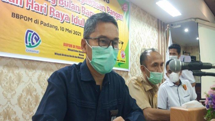 Jelang Idul Fitri 2021, BPOM di Padang Masih Temukan Produk Pangan Ilegal dan Rusak di Ritel