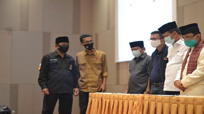 Bakal Calon Pilkada Langgar Protokol Kesehatan, KPU: Mobilisasi Massa Ancam Kesehatan Masyarakat