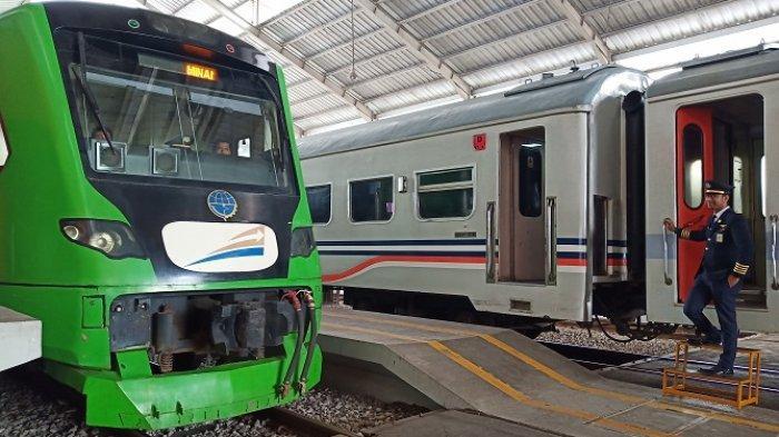 Simak! Jadwal Terbaru dan Cara Pesan Tiket Kereta Api Minangkabau Ekspres Mulai Hari Ini