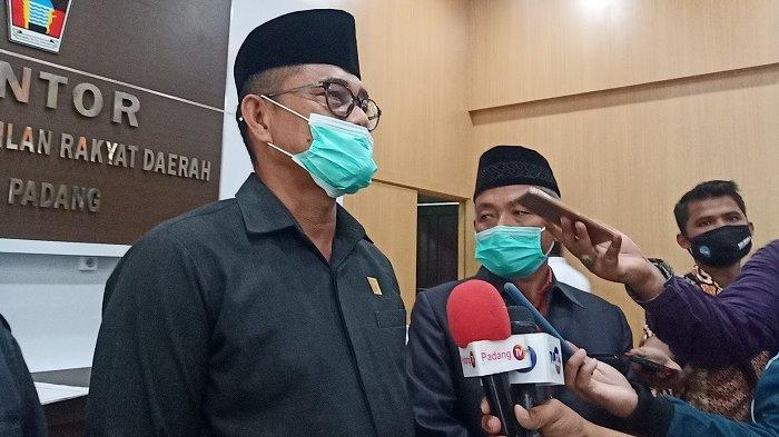PKS-PAN Tak Kunjung Usulkan Nama Calon Wawako Padang, Ketua DPRD akan Pelajari Regulasi Batas Waktu