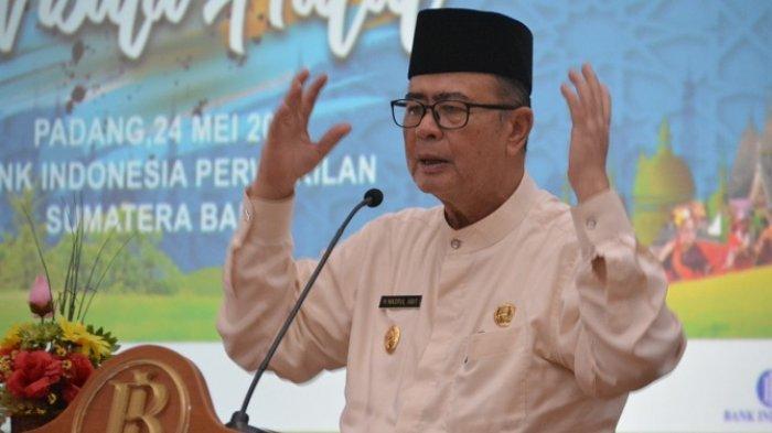 Pasca Putusan MK, Ketua Gerindra Sumbar Nasrul Abit:Saatnya Bersatu,Tidak Lagi Menyebut 01 & 02