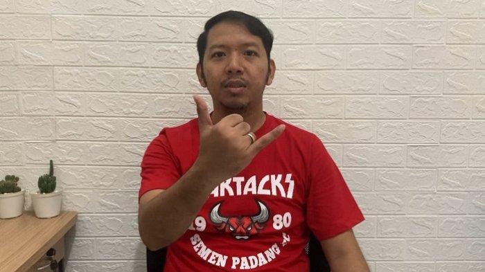 Ketua Spartacks Komentari Pre Order Jersey Semen Padang FC, Sarankan Manajemen Lakukan Ini