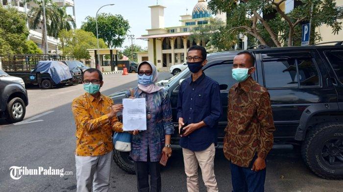 Pemko Padang Minta Maaf Soal Cekcok Petugas PSBB,Amnasmen:Saya Baca dan Pelajari Dulu