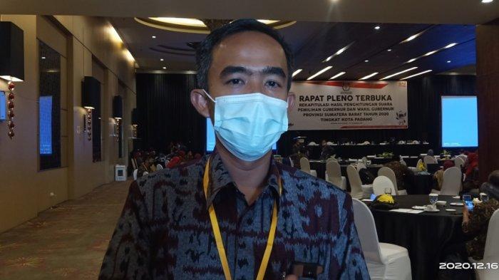 UPDATE Pilgub Sumbar, Hasil Rekapitulasi KPU Padang: Paslon Mahyeldi-Audy Unggul Raih 48,25% Suara