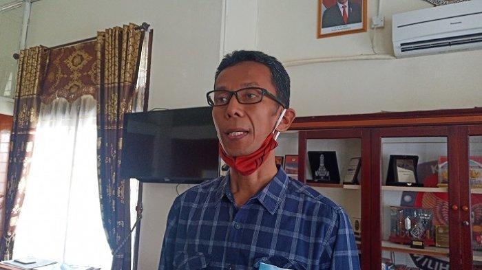 Amnasmen Diberhentikan DKPP, Gebril Daulay Ditunjuk jadi Plt Ketua KPU Sumbar