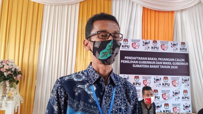 KPU Sumbar Targetkan Logistik Pilkada 2020 Akhir November, Telah Berada di Kabupaten/Kota
