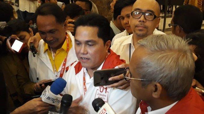 Ketua TKN Joko Widodo-Ma'ruf Amin Undang Media Lihat Data Internal Penghitungan Suara Pilpres