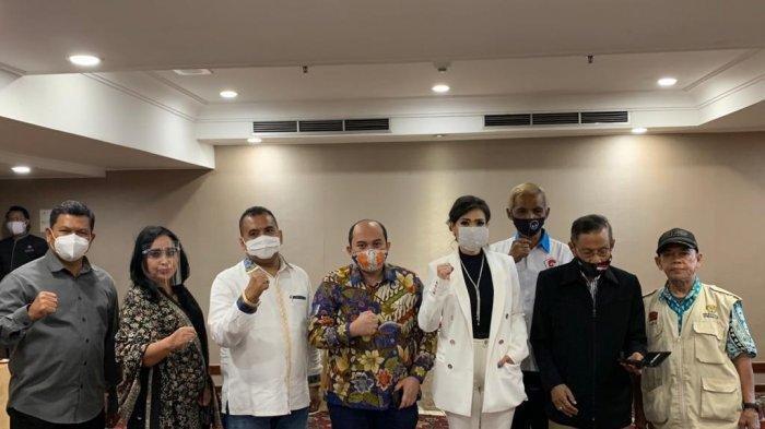 Milasari Kusumo Anggraini Terpilih Secara Aklamasi, Jadi Ketua Federasi Tinju Profesional Indonesia