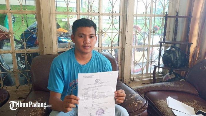 Aksi Debt Collector Rampas Mobil di Padang: Korban Diseret Keluar, Kendaraan Dibawa Kabur