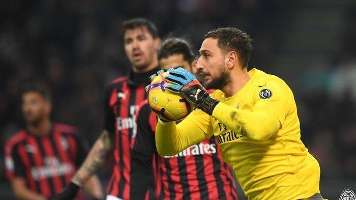 Masa Depan Gianluigi Donnarumma di AC Milan Kembali Abu-abu, Bukan Lagi Masalah Gaji tapi . . .
