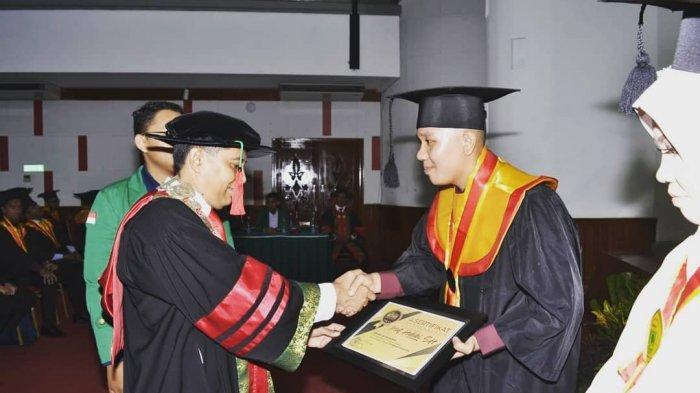 KisahIrsal Habibi Wisudawan Unand Peraih IPK 3,99, Aktif di Kampus hingga Pengabdian Masyarakat