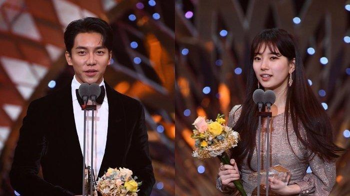 DAFTAR Pemenang SBS Drama Awards 2019: Piala Daesang Disabet Kim Nam Gil, Vagabond Raih Best Couple