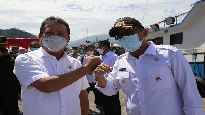 Menteri KKP Akan Bantu Nelayan Kota Padang