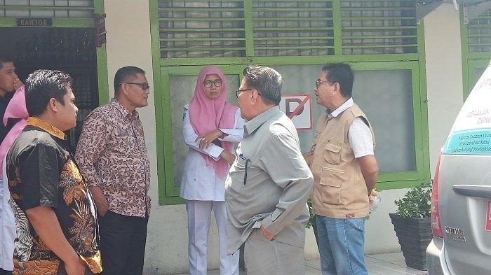 Ketua DPRD Padang sebut Puskesmas yang Ada di Kota Padang Masih Kekurangan Sarana dan Prasarana