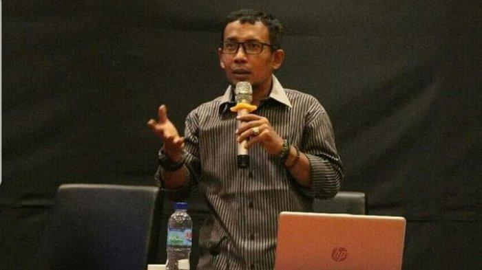 Komisioner KPU Provinsi Sumatera Barat, Nova Indra