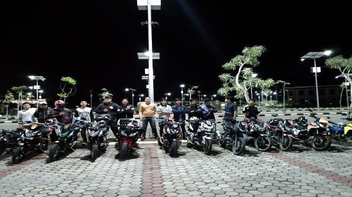 Honda Cyti Sport Team (HCST) Chapter Padang Rayakan Ulang Tahun 1 Dekade