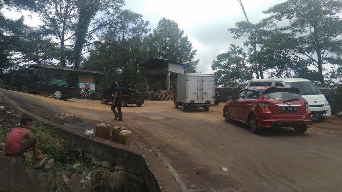 KRONOLOGI Kecelakaan Truk CPO di Sitinjau Lauik, Akses Jalan Padang - Solok Sempat Terganggu