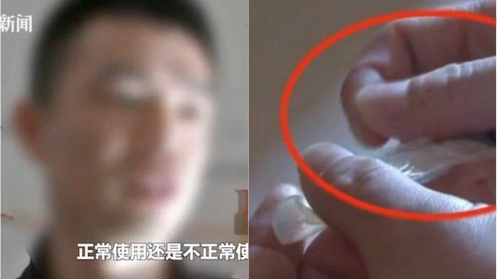 Sudah Pakai Alat Pengaman Dua Lapis, Istrinya Tetap Hamil, Suami Gugat Perusahaan Kondom