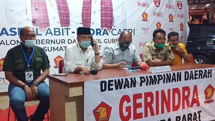 Hasil Real Count, Andre Rosiade Klaim Calon yang Diusung Gerindra di Sejumlah Daerah Masih Unggul