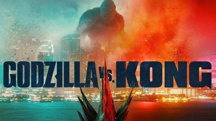 Jadwal Bioskop Kota Padang Hari Ini Jumat (26/3/2021), FIlm Godzilla VS Kong Masih Tayang