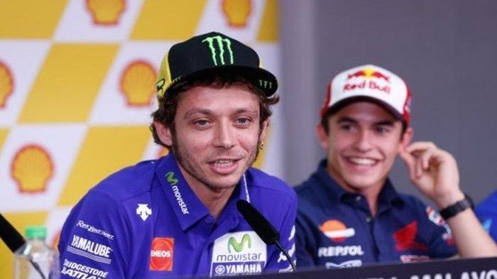 PREVIEW MotoGP Spanyol 2021 - Peforma Menurun Valentino Rossi, Disorot Tajam Loris Capirossi