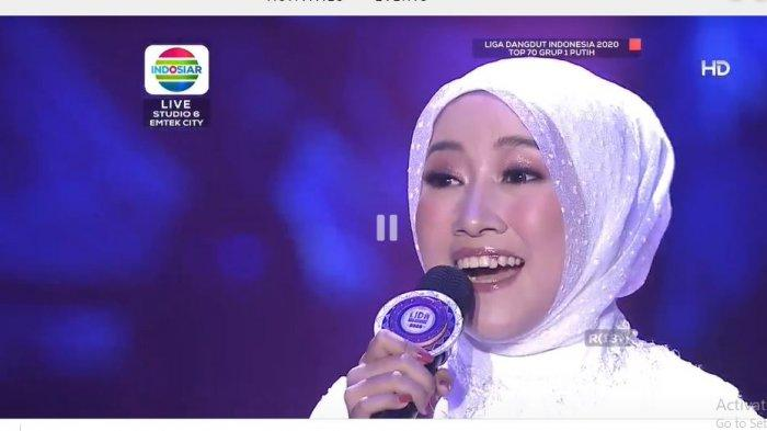 Grup 4 Top 24 Lida 2020, Rana Sumbar, Hari Jambi, Dias Yogyakarta,Wulan Banten, Siapa Tersenggol?