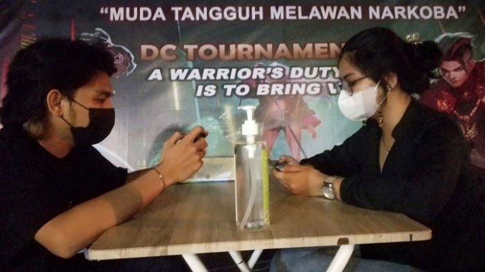 Ajak Milenial Lawan Narkoba, Komunitas Game di Padang Gelar Turnamen Mobile Legends