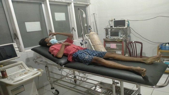 Gegara Nekat Kejar Layangan Putus, Seorang Pemuda di Kota Padang Tersengat Arus Listrik