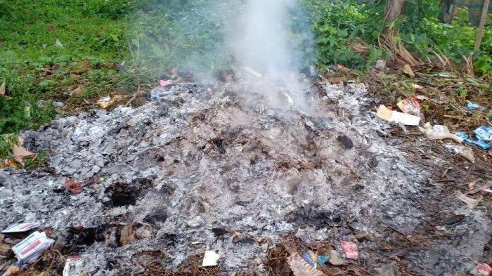 Kronologi Pembakaran Kotak Suara di Sungai Penuh Jambi, Panwascam dan Caleg Ditetapkan Tersangka