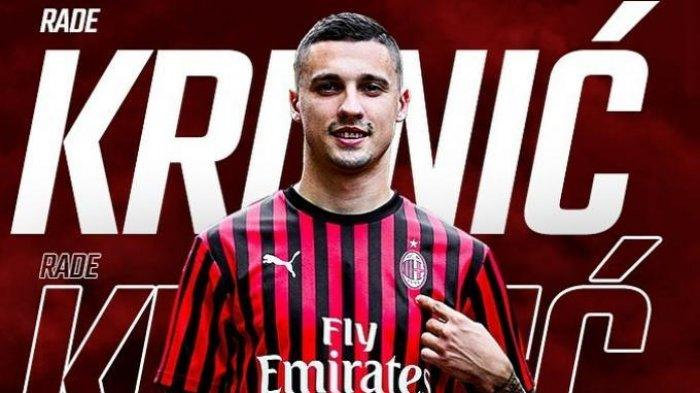 STARTING XI Red Star vs AC Milan - Rade Krunic Sebut Kemenangan I Rossoneri Jadi Harga Mati