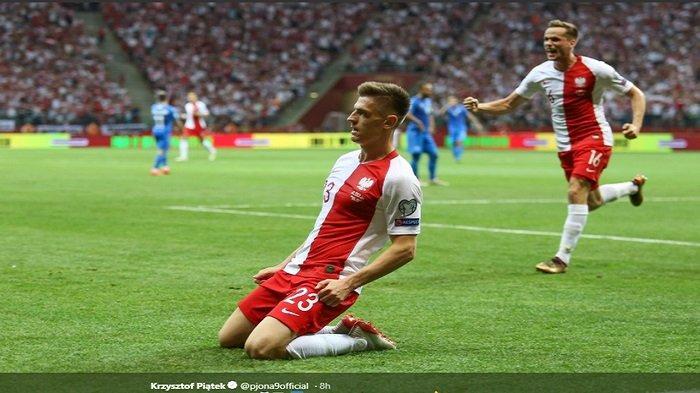 Jadi Pesakitan di AC Milan 4 Pemain Justru Cetak Gol untuk Negara Mereka, Gol Piatek untuk Polandia