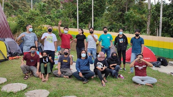 Kukuhkan 23 Anggota Baru, AJI Padang : Sejarah Baru, Amunisi Baru