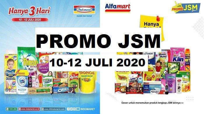KUMPULAN Katalog Promo JSM 10-12 Juli 2020 di Indomaret, Alfamart, Giant, Superindo dan Hypermart