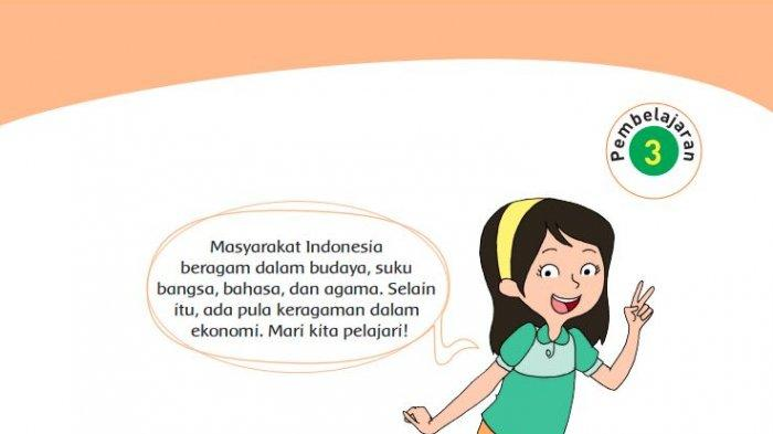Dari Teks 'Keragaman Ekonomi di Indonesia (1)' di Atas, Tuliskan Informasi Baru yang Kamu Dapatkan