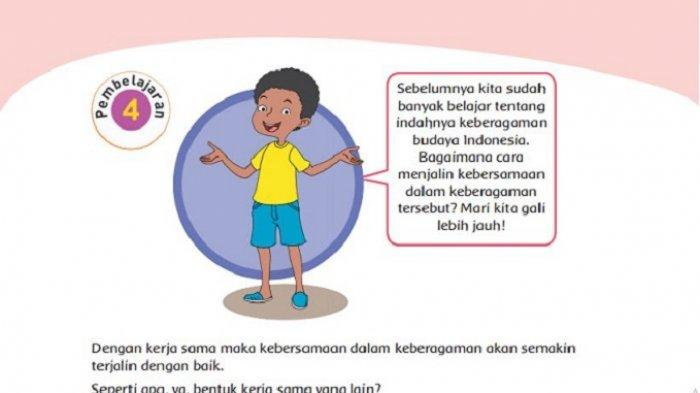 Kunci Jawaban Kelas 4 Sd Tema 6 Halaman 2 3 4 5 8 9 Buku Tematik Subtema 1 Pembelajaran 1 Tribunnews Com Mobile