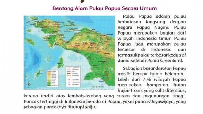 Bentang Alam Secara Umum Pulau Sumatera, Pulau Jawa hingga Pulau Sulawesi dan Kep Maluku