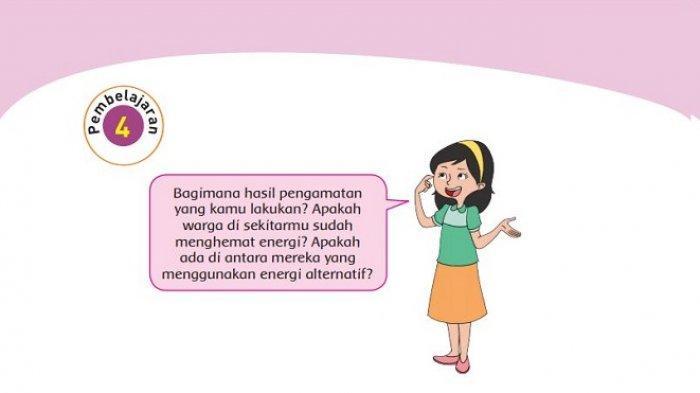 Kunci Jawaban Tematik 4 Kelas 4 Batik Kain