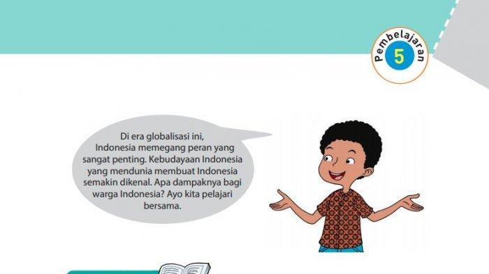 Jawaban Tema 4 Kelas 6 Halaman 38 39 40 41 42, Batik Indonesia sebagai Warisan Budaya Dunia