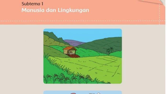 Apa Fungsi Air bagi Manusia, Fungsi Air bagi Hewan, Fungsi Air bagi Tumbuhan, Tema 8 Kelas 5 Hal 4