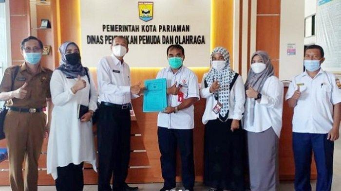 Disdikbud Bukittinggi Kunjungi Kota Pariaman, Studi Banding Program Bidang Pendidikan