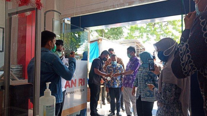 Gubernur Irwan Prayitno Penuhi Undangan Ombudsman Sumbar di Akhir Masa Jabatan