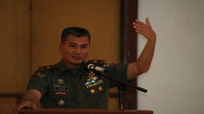 Korem 032/Wirabraja Gandeng SMK dan Pemilik Workshop Kembangkan Mesin Airboat