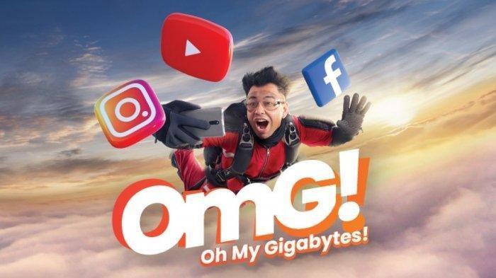 Berikut Cara Mendapat Paket OMG Telkomsel, Solusi Hemat Kuota Data saat Streaming Youtube