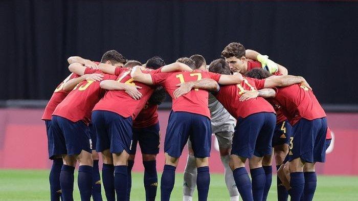 Hasil Spanyol vs Australia - La Furia Roja Unggul Lewat Satu Gol Mikel Oyarzabal, Jadi Pembeda Laga