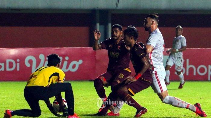 Semifinal Piala Menpora 2021 Persija vs PSM di Stadion Manahan Malam Ini Tayang diIndosiar
