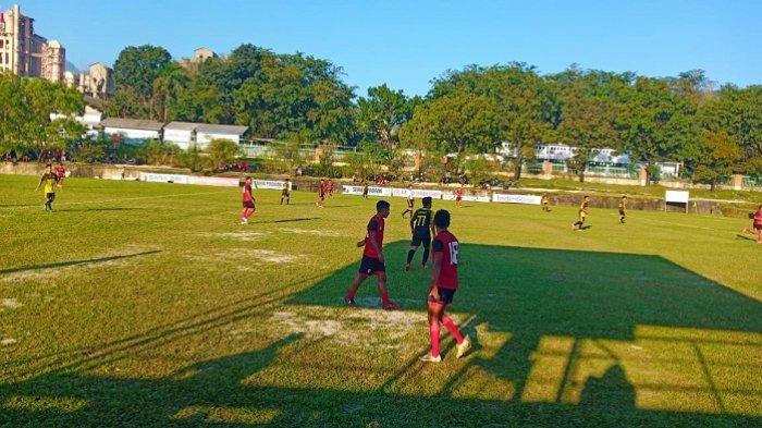 Semen Padang FC Libas PS Kuranji di Laga Uji Coba, Unggul 7 Gol Tanpa Balas