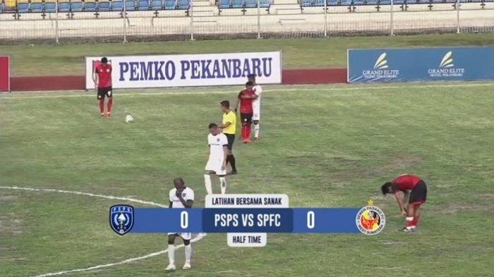 Semen Padang FC Lakukan Latihan Bersama, Ladeni Tim Sesama Liga 2 untuk Evaluasi